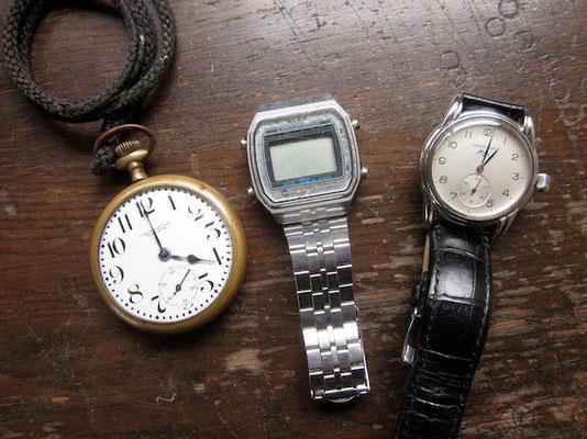 父達の時計