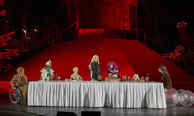 Rocky Horror Show Elisa Limberg Buhnen Und Kostumbild