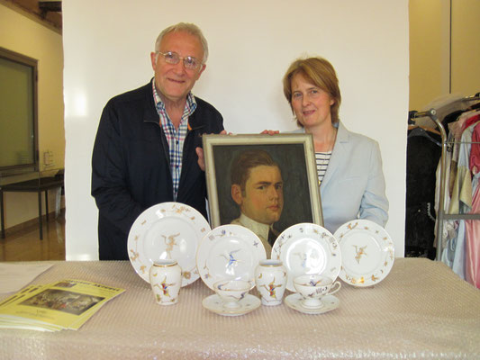 Rainer-Ludwig Daum und Dr. Christiane Kerrutt