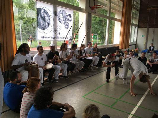 Pfingsttreffen Maqx-Weber-Schule