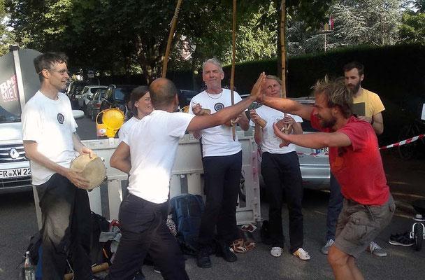 Offene Roda im Juni, Faulerstraßenfest