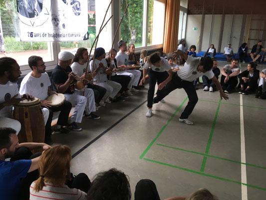 Pfingsttreffen Max-Weber-Schule