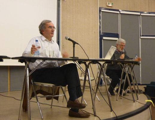 Jacques Le Goff et Jean-Michel Puyau