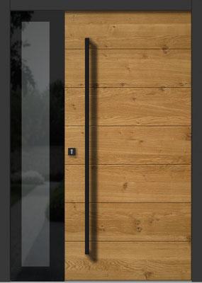 Holztür Neukirchen an der Walde