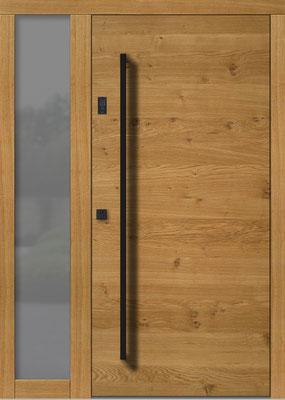 Holztür Neukirchen am Hausruck
