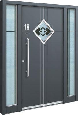 Aluminium Haustür Allerheiligen im Mühlkreis