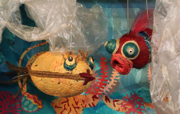 Angriff im Korallenriff_ Foto: Lea Gryze