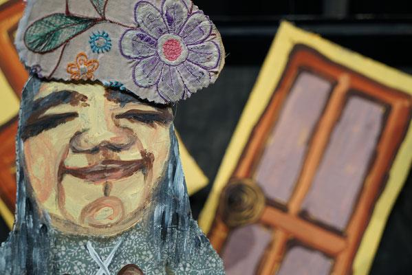 Der Teufel mit den drei goldenen Haaren / Räubermutter / Mobiles Kindertheater Berlin / Theater Malinka