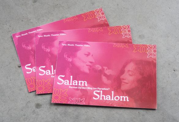 Flyer Salam Shalom