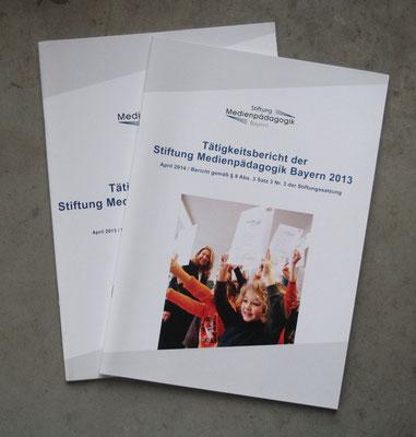 Tätigkeitsbericht der Stiftung 2012, 2013, 2014, 2015, 2016, 2017