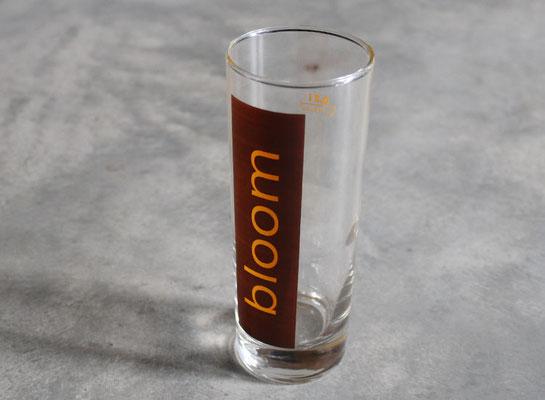 Gläser für bloom