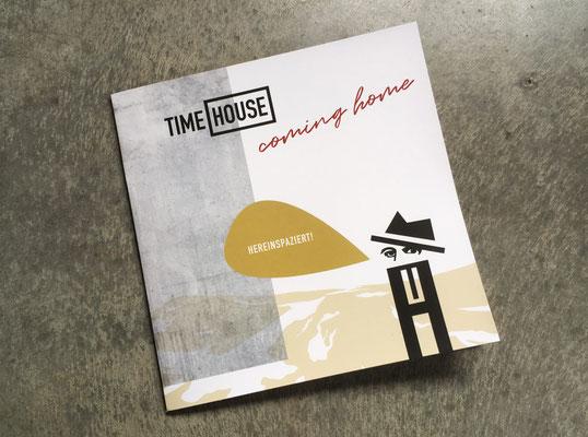 Broschüre Timehouse