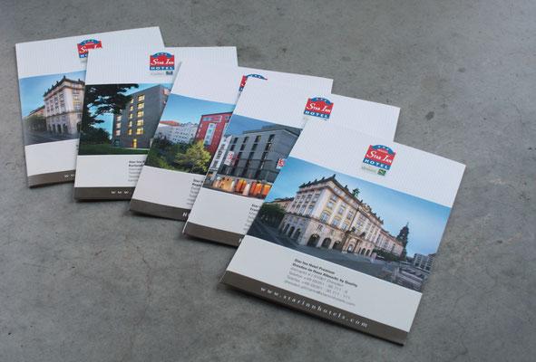 Zimmerinformation für diverse Standorte in Deutschland, Österreich und Ungarn