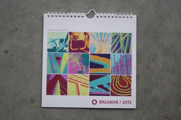 Kalender als Kundenweihnachtsgeschenk
