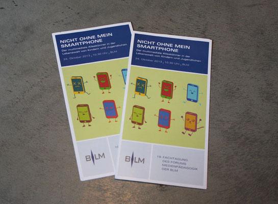 Fachtagung des Forums Medienpädagogik der BLM: Nicht ohne mein Smartphone