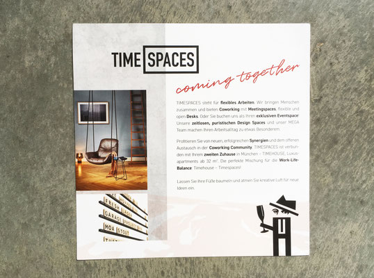 Flyer Timespaces