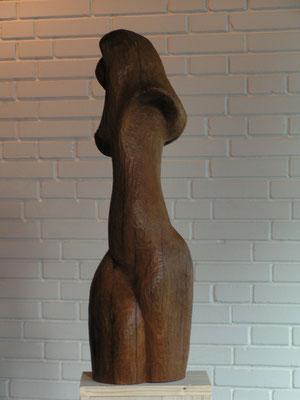 Frauentorso, 1993, Eiche