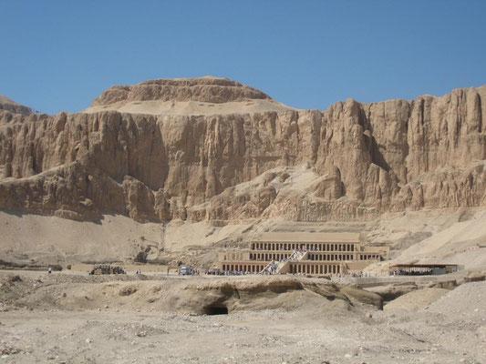 Temple de Hatchepsout