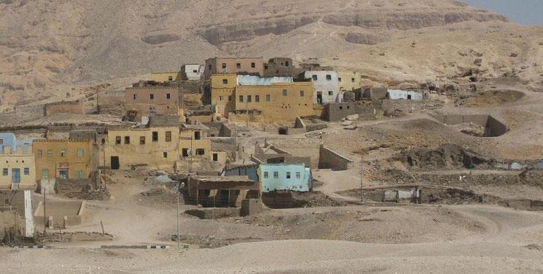 La vallée des nobles, le site