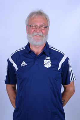 Abteilungsleiter Volleyball Egon Rasch