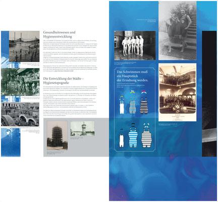 Konzeption & Text: Kathleen Hirschnitz. Gestaltung: Frank Weiss. Herstellung & Montage: Logo-Werbestudio.