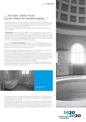 Aufbau und Architektur Herschelbad_Ausstellung Mannheim 100 Jahre Herschelbad. Konzeption & Text: Kathleen Hirschnitz. Gestaltung: Frank Weiss