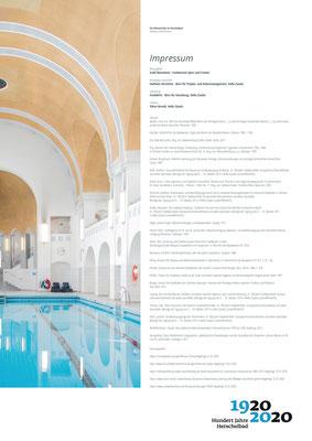 Die Macher der Ausstellung_Ausstellung Mannheim 100 Jahre Herschelbad. Konzeption & Text: Kathleen Hirschnitz. Gestaltung: Frank Weiss