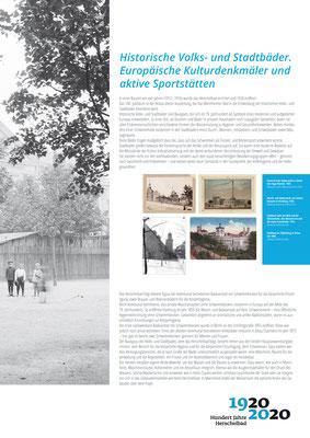 Einführung Historische Volks- und Stadtbäder_Ausstellung Mannheim 100 Jahre Herschelbad. Konzeption & Text: Kathleen Hirschnitz. Gestaltung: Frank Weiss