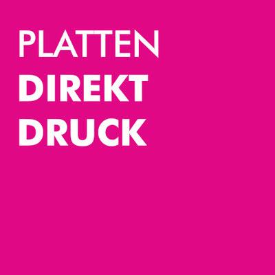 Plattendirektdruck München