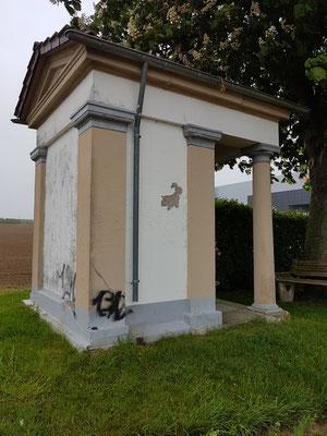 Vorzustand Feldkapelle Ringen