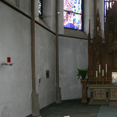 St. Suitbertus Heiligenhaus 2008 Vorzustand