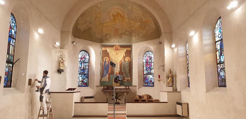 St. Urbanus nach Renovierung 2019