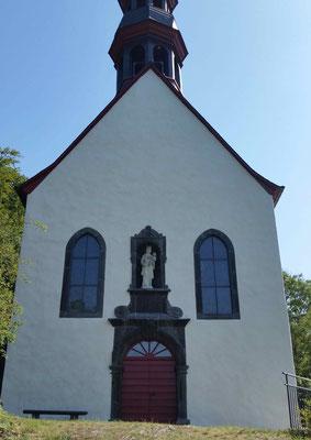 Fassadenanstrich 2015 mit Reinsilikatfarbe