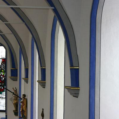 St. Walburga Gelsdorf 2009 nach eigenem Enturf