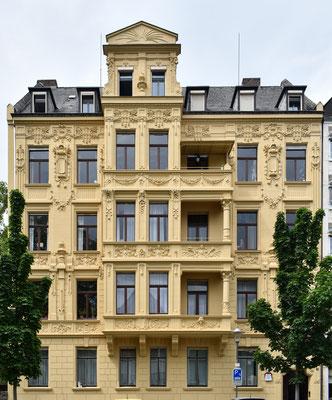 Fassadenrenovierung 2020 Koblenz