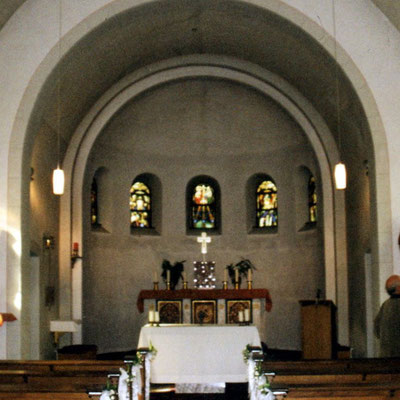 St. Jakobus Heiligenhaus 2004 Vorzustand