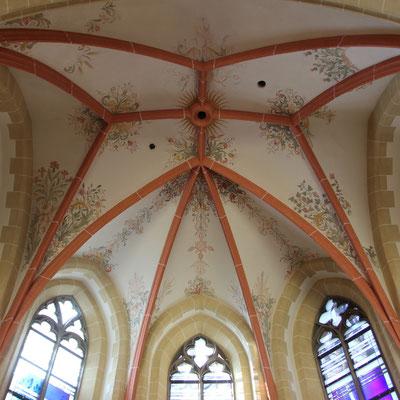 St. Anna Kapelle Remagen  nach der Restaurierung 2013