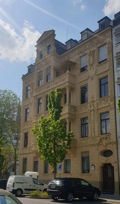 Fassadenanstrich 2020 mit Silikatfarbe Koblenz