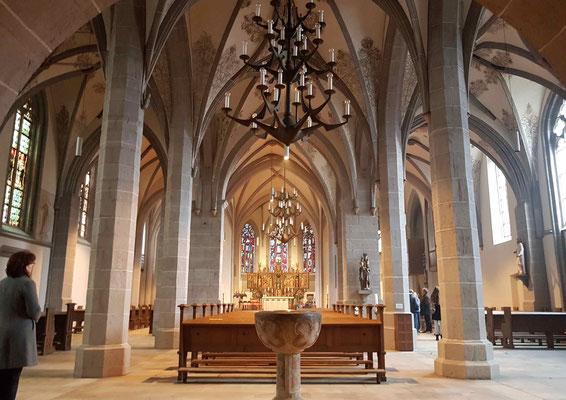 St. Johann Baptist Renovierung 2018