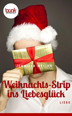 Weihnachtsstrip ins Liebesglück booksnack
