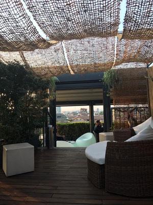 Rete in Fibra di cocco........ Hotel Milano Scala (MI)