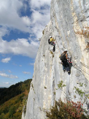 Via-ferrata-Alpes-Alps-Alpen