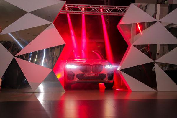 BMW ПРЕЗЕНТАЦИЯ НОВОГО BMW X5