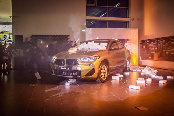 ПРЕЗЕНТАЦИЯ НОВОГО BMW X2