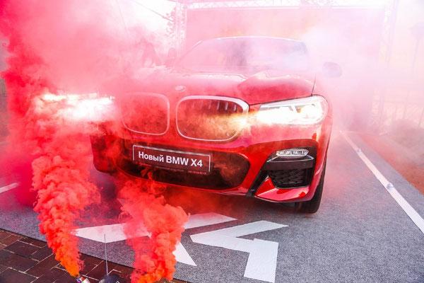ПРЕЗЕНТАЦИЯ НОВОГО BMW X4