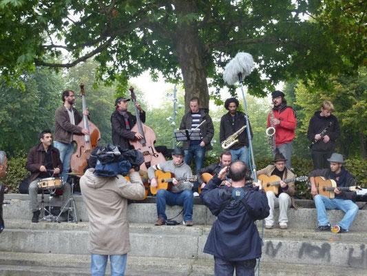 Concert pour Hippo Facto, Caen