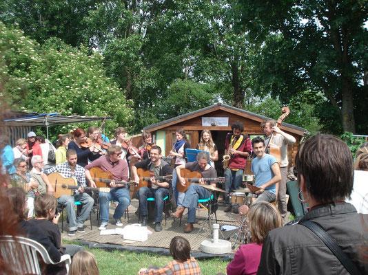 Fête du jardin écocitoyen, Hérouville, 1er juin