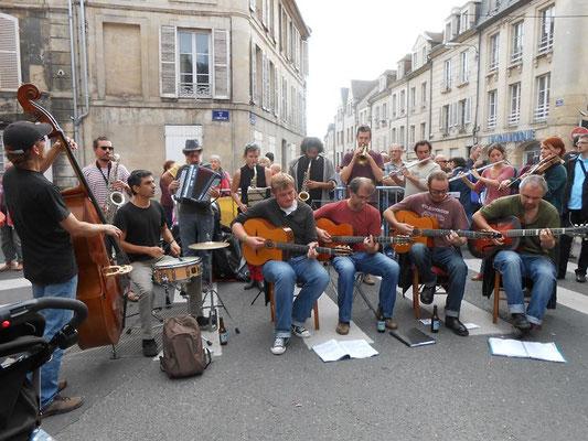 Fête du quartier caponière, Caen