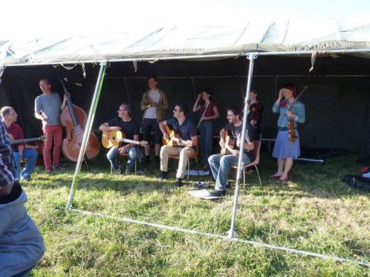 """Festival à la ferme """"Les chèvres d'L"""", Juillet 2015"""