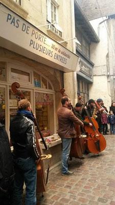 20 décembre, boutique éphémère de l'ARDES, Caen